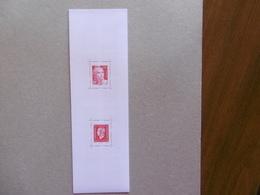 2015   CARNET BC  1522   MARIANNE DE LA LIBERATION  LUXE NON PLIE - Carnets