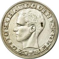 Monnaie, Belgique, 50 Francs, 50 Frank, 1958, Bruxelles, TTB, Argent, KM:150.1 - 1951-1993: Baudouin I
