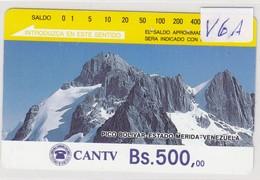 Venezuela  V6A - Venezuela