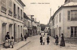 / Chézy Sur Marne - Rue Des Carmes - Autres Communes
