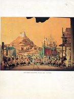 Les Indes Galantes (4 Planches De 28 Cm Sur 21 Cm) - Autres Collections