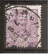 Italia-Italy Yvert Nº 72 (usado) (o) - 1900-44 Victor Emmanuel III.