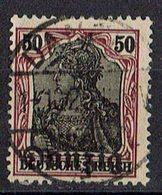 Danzig 1920 // Mi. 7 O - Dantzig