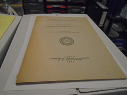 Vulkan, Volcan : IGNIMBRITE AUF SANTORIN (ÄGÄISCHE INSELN) 1963 HANS PICHLER, CATANIA - Livres, BD, Revues