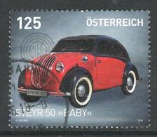 Oostenrijk, Mi 3376 Jaar 2018, Hogere Warde,  Gestempeld. - 1945-.... 2ème République