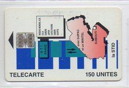TELECARTE - 150 UNITES - Dschibuti