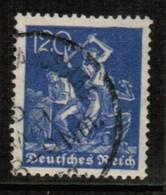 GERMANY  Scott # 141 VF USED (Stamp Scan # 457) - Germany