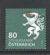Oostenrijk, Mi 3407 Jaar 2018,   Gestempeld. - 1945-.... 2ème République