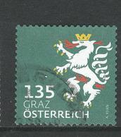 Oostenrijk, Mi 3412 Jaar 2018,   Gestempeld. - 1945-.... 2ème République