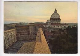 CITTA DEL VATICANO, Veduta Dalla Torre Dei Venti, Used Postcard [22924] - Vatican