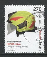 Oostenrijk, Mi 3420 Jaar 2018,  Hoge Waarde,  Gestempeld. - 1945-.... 2ème République