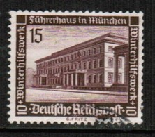 """GERMANY  Scott # B 99 USED---REPAIRED """"AS IS"""" (Stamp Scan # 457) - Used Stamps"""
