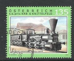 Oostenrijk, Mi 3435 Jaar 2018,  Hogere Waarde,  Gestempeld. - 1945-.... 2ème République