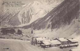 74 ARGENTIERE LES ILES SOUS LA NEIGE VALLEE DE CHAMONIX MONT BLANC Editeur: CATALA FRERES Numéro:  BF   158 ? - Chamonix-Mont-Blanc