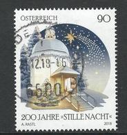 Oostenrijk, Mi 3440 Jaar 2018,   Gestempeld. - 1945-.... 2ème République