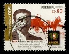 Portugal 2017 Y&T N°(1) - Michel N°(?) (o) - 0,80€ Antonio Maria Da Silva - 1910-... République