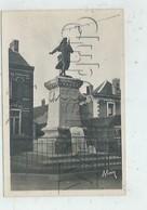 Iwuy (59) : Le Monument Aux Morts Env 1950 PF. - France