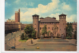 TORINO, Piazza Castello, Unused Postcard [22926] - Places