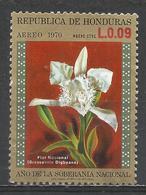 Honduras 1972. Scott #C510 (U) Orchid, National Flower * - Honduras