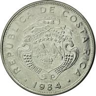 Monnaie, Costa Rica, Colon, 1984, TTB, Stainless Steel, KM:210.1 - Costa Rica