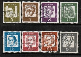 GERMANY  Scott # 824-39 VF USED (Stamp Scan # 457) - [7] Federal Republic