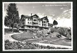 AK Tschiertschen, Hotel Alpina - GR Grisons