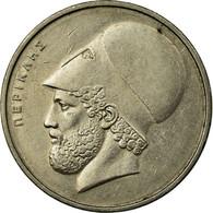Monnaie, Grèce, 20 Drachmai, 1976, Paris, TTB, Copper-nickel, KM:120 - Grèce