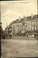 BRUXELLES : Fontaine De Brouckère - Monuments, édifices