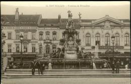BRUXELLES : Fontaine De Brouckère - Monumenten, Gebouwen