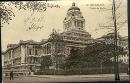 BRUXELLES :  Palais De Justice - Monuments, édifices