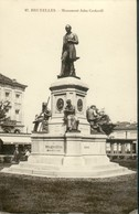 BRUXELLES : Monument John Cockerill - Monuments, édifices