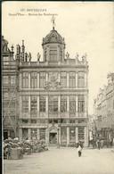BRUXELLES :  Grand'Place - Maison Des Boulangers - Monuments, édifices