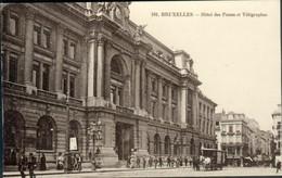 BRUXELLES :   Hôtel De Postes Et Télégraphes  // TRAM Hyppo - Monumenten, Gebouwen