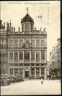 BRUXELLES :  Grand'Place : Maison Des Boulangers - Monuments, édifices