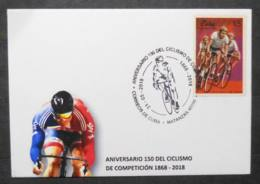 1256  Cycling -  Cancellation - Cb - 2,50 - Radsport