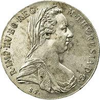 Monnaie, Autriche, Joseph II, Marie-Thérèse, Thaler, 1780, Refrappe, TTB - Autriche
