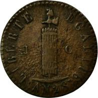 Monnaie, Haïti, Centime, 1830, TTB, Cuivre, KM:A21 - Haïti