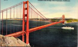 California San Francisco Golden Gate Bridge - San Francisco