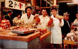 California San Francisco Fisherman's Wharf Crab Stand - San Francisco