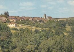 89 Treigny Vue Générale (2 Scans) - Treigny