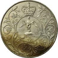 Monnaie, Grande-Bretagne, Elizabeth II, 25 New Pence, 1977, TB, Copper-nickel - 1971-… : Monedas Decimales