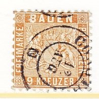 BADEN  14  (o) - Baden