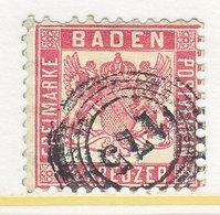 BADEN  20  (o) - Baden
