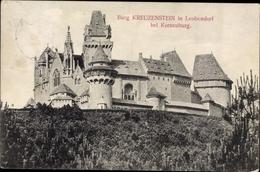 Cp Leobendorf In Niederösterreich, Burg Kreuzenstein - Autriche