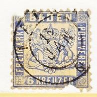 BADEN  22   Faults  (o) - Baden