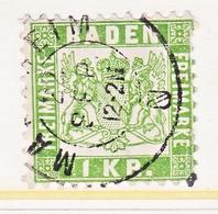 BADEN  26  (o) - Baden