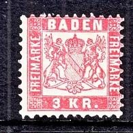 BADEN  27  * - Baden