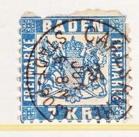 BADEN  28   Fault  (o) - Baden