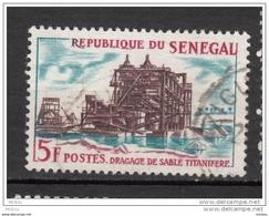 Sénégal, Minéraux, Minerals, Titane, Titanium - Minéraux