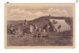 LOUCHEUX Indians Lower MacKenzie River Canada Indiens Natives - Yukon